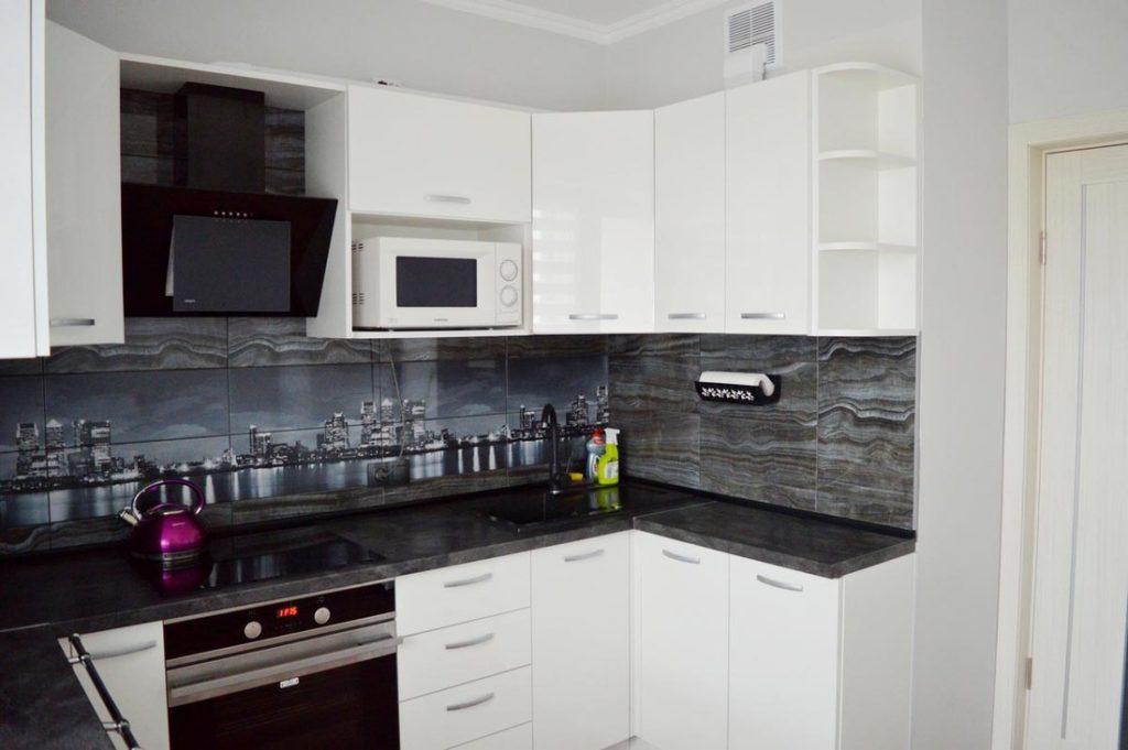 Бюджетное оформление однокомнатной квартиры
