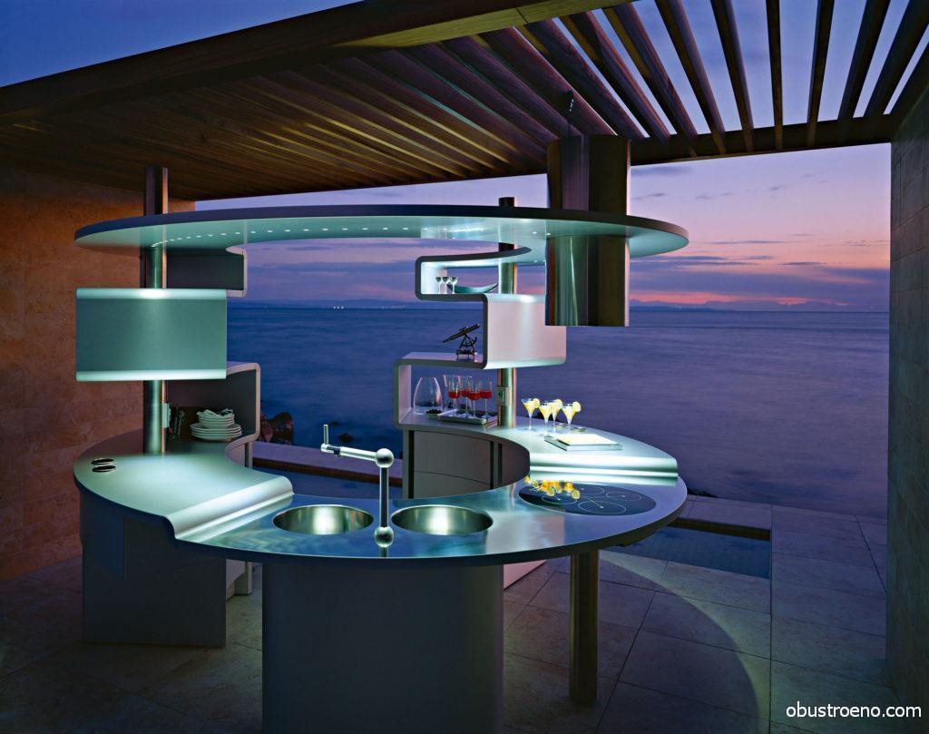 Acropolis от Паоло Пининфарина получило награду Good Design Award 2002 и Product Innovator Award 2003