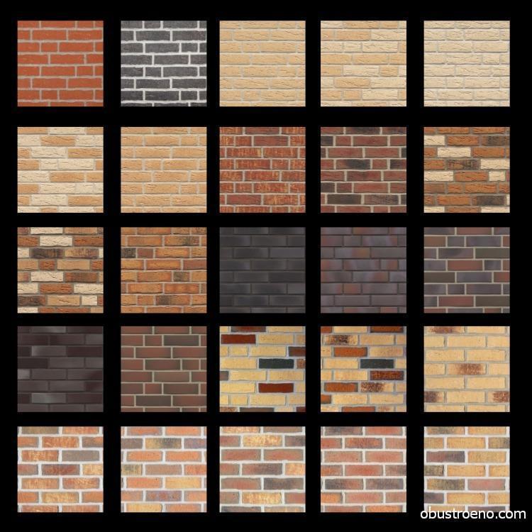 Ассортимент клинкерной плитки настолько широк, что можно оформить стены в любой стилистике