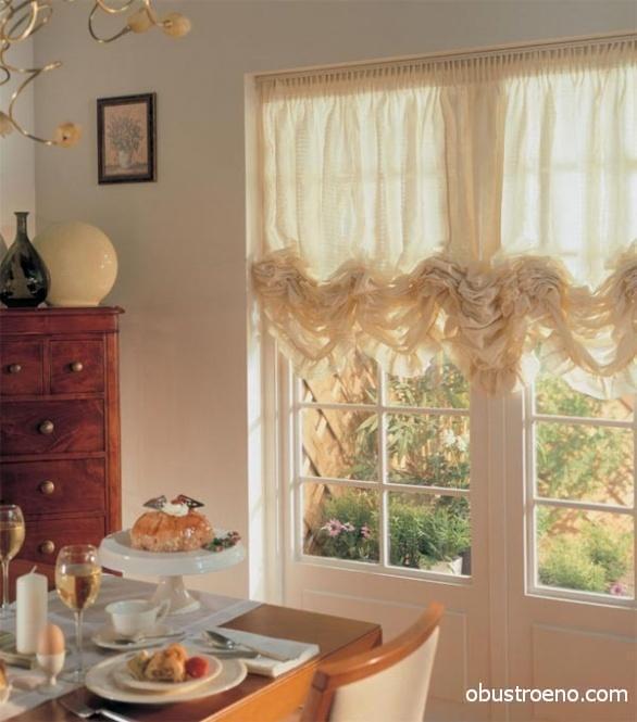 Австрийские шторы – образец изысканности и стиля