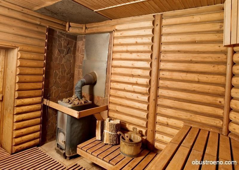 Блокхаус может иметь разную ширину, главное – чтобы он был изготовлен из лиственных пород дерева