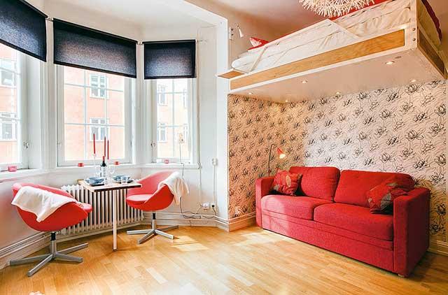 Небольшие квартиры фото интерьеров