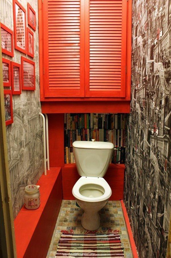 Ремонт туалетрой комнаты 48 ФОТО! Дизайн туалетрой комнаты