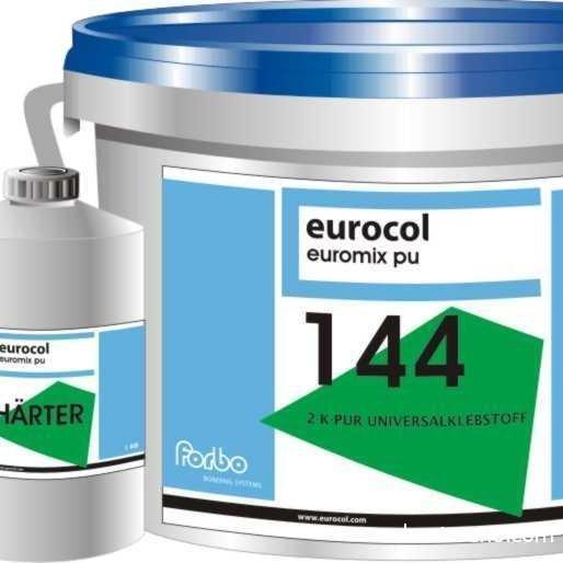 Двухкомпонентный полиуретановый клей Eurocol FORBO 144
