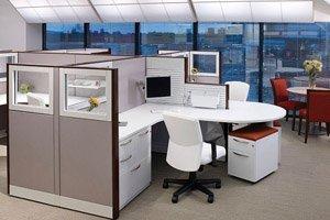 Интерьер маленького офиса должен быть продуман до мелочей