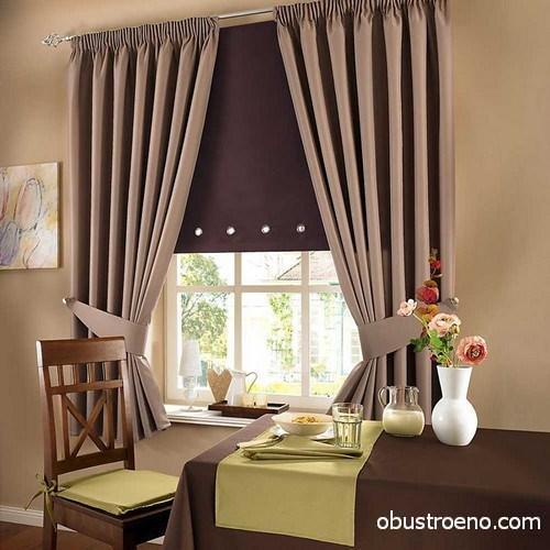 Оригинальные шторы станут настоящим украшением интерьера