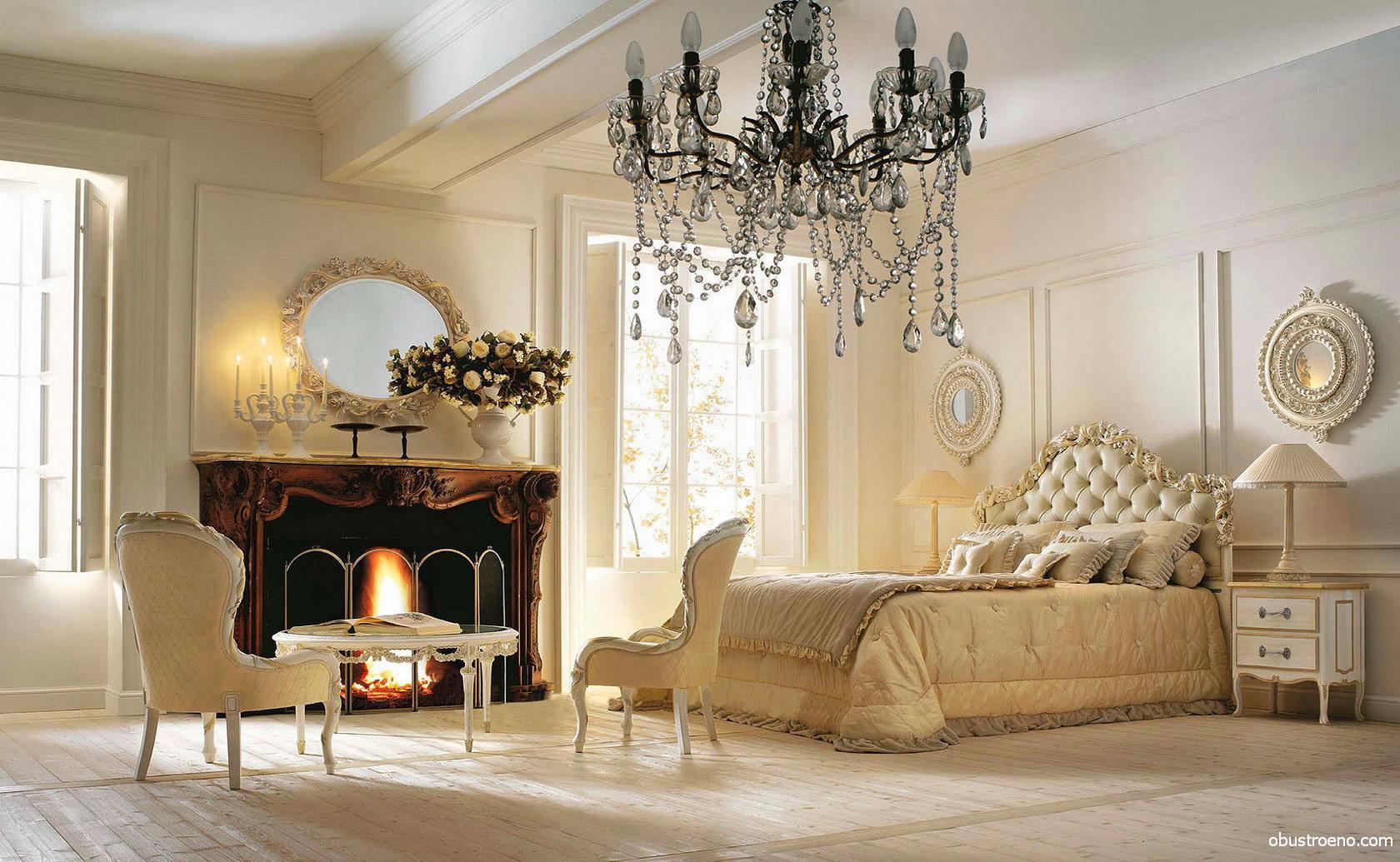 Интерьер квартиры в стиле итальянской классики фото