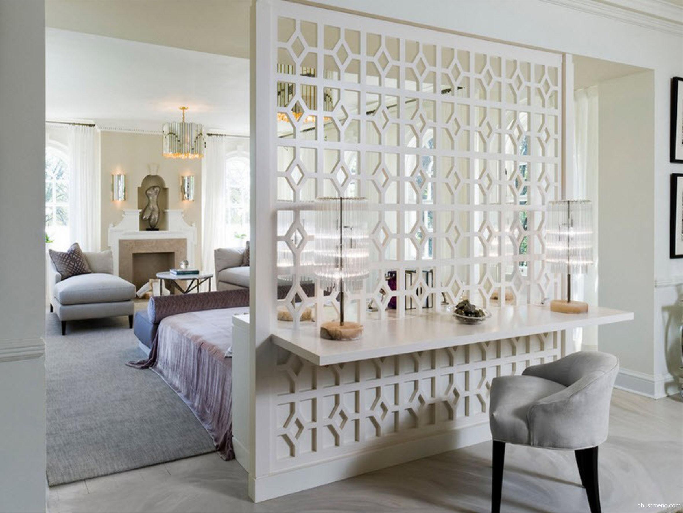 Перегородки в интерьере квартиры: интересные дизайнерские и .
