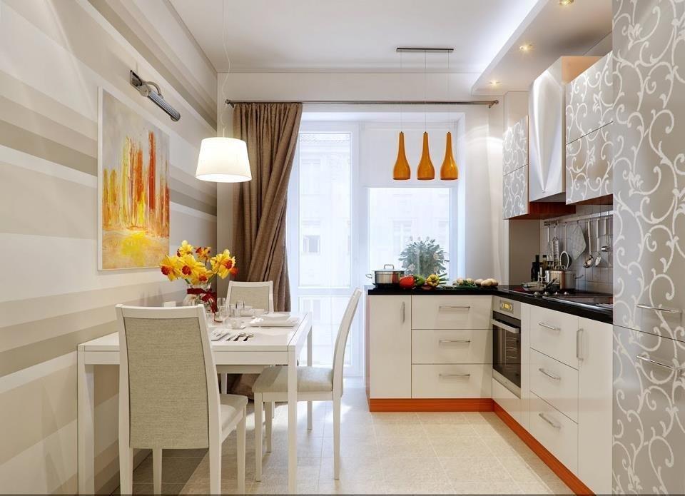 Красивые дизайна кухни