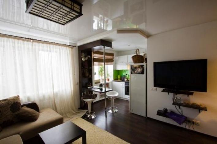 Квартира 1 комнатная хрущевка дизайн