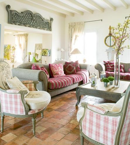 Прованс – воплощение простоты и уюта