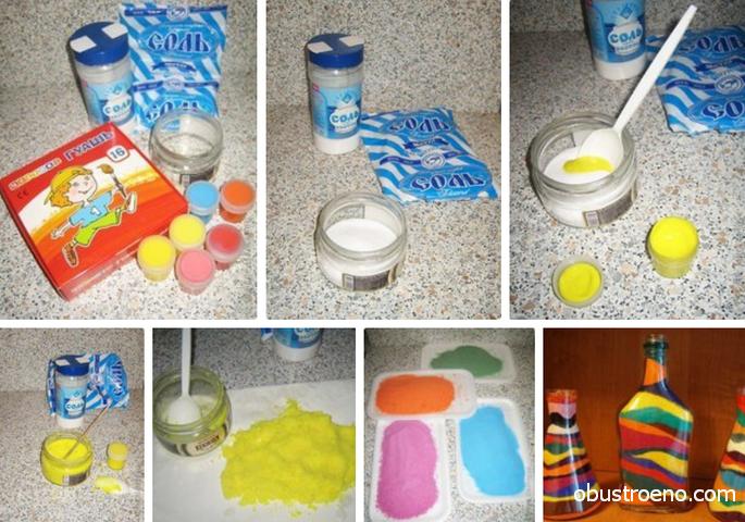 Рецепт приготовления смеси