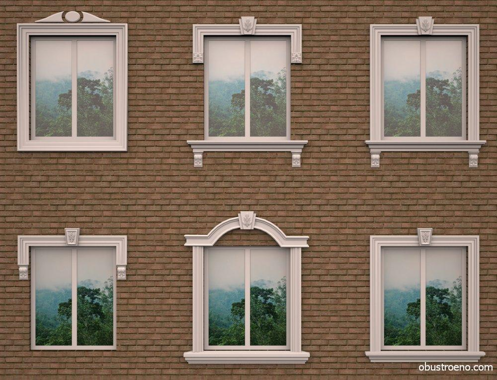 был том, обрамление окон пенопластом на фасаде дома фото картинку наклейками этой
