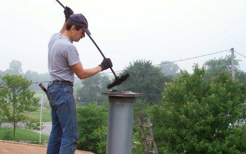 Чистый дымоход – это хорошая тяга, экономный расход топлива и высокая теплоотдача