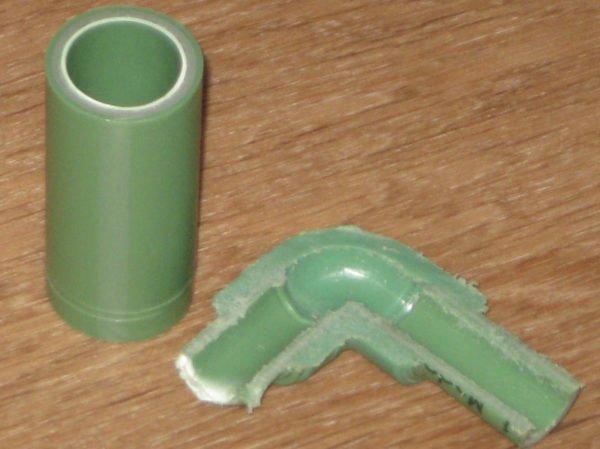 Чтобы соединение было герметичным и прочным, нужно правильно охладить деталь.