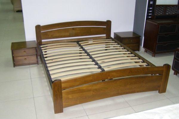 Фото кровати из профильной трубы