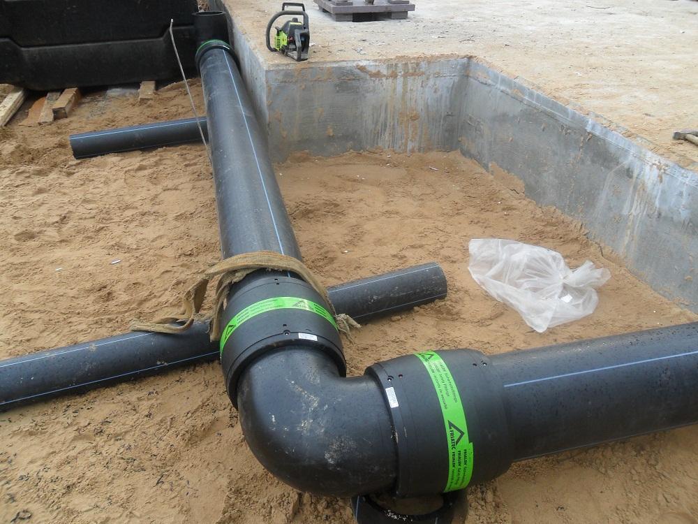 Качественное соединение гарантирует герметичность и долговечность трубопровода