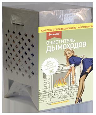 Коробка для чистки труб «Дымовой».