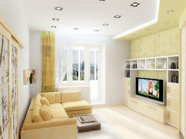 Максимальное количество света (как естественного, так и искусственного) преобразят ваше жилище