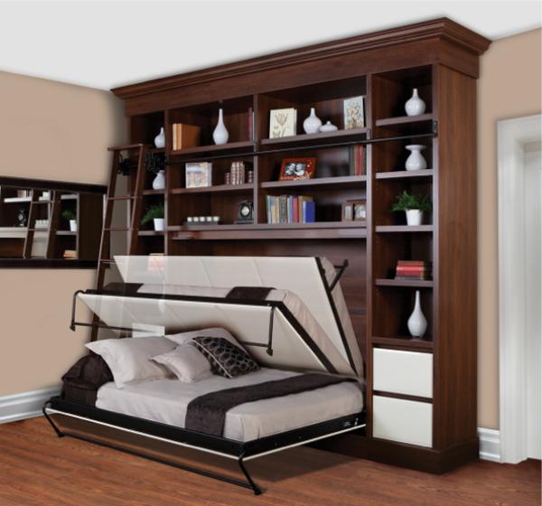 Мебель-трансформер поможет выгодно сэкономить квадратуру