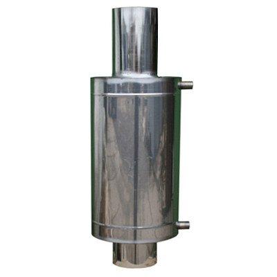 Теплообменник водяной где что лучше бак на трубе или теплообменник