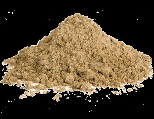 Обычный песок при правильном подходе помогает справиться с неимоверно прочным стальным ребром жёсткости