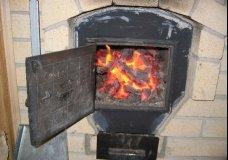 Отопление каменным углем или коксом.