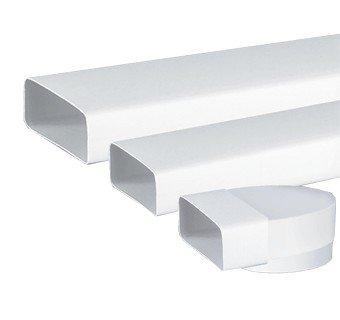 Пластиковые каналы могут быть разных размеров и форм.