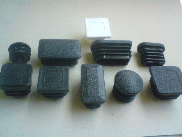 Примеры заглушек из пластика