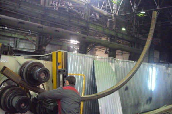 Промышленная гибка труб