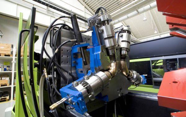 Промышленное оборудование для осуществления центробежного литья