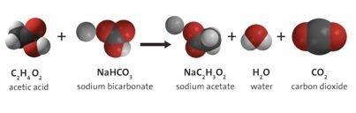 Схема химической реакции