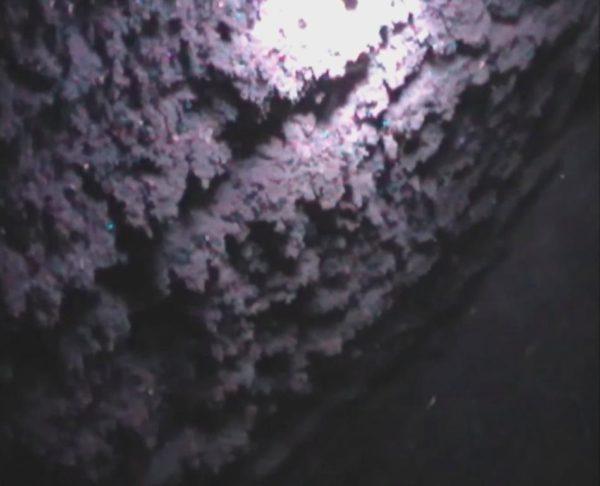Слой сажи на стенках дымоотводящих каналов