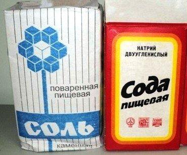 Сода и соль помогут содержать канализационные трубы в чистоте