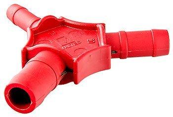 Универсальный калибратор от Valtec снабжен ножами для снятия внутренней фаски.