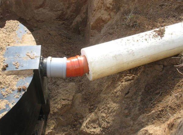 Утепление позволяет проложить трубы на небольшой глубине