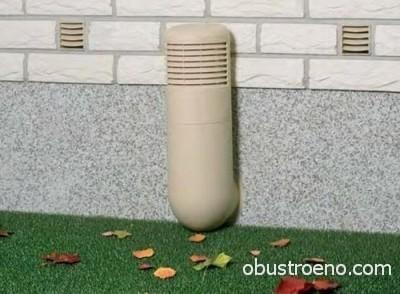 Устранение запаха канализации