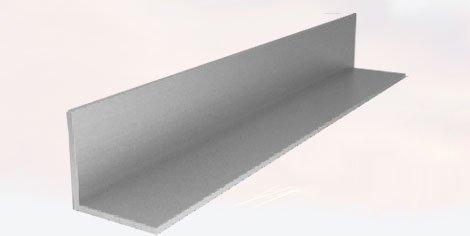 Алюминиевый уголок для закрепления полок.