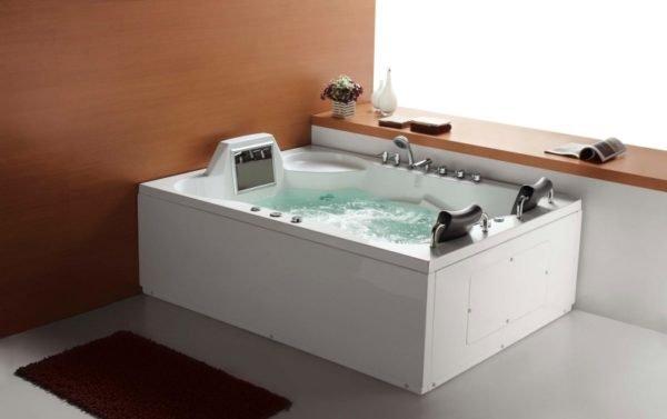 Бесконтактная ванна Luxor от бренда Divapor