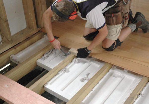 Без утепления перекрытий теплоизоляция дома не будет эффективной.