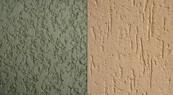 Бороздчато-шероховатая поверхность создается с помощью терки.