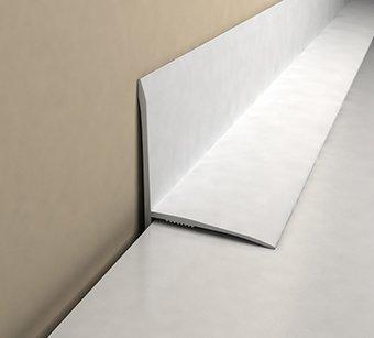 Бортик с фиксацией межу стеной и ванной