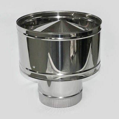 Дефлектор дымовой трубы.
