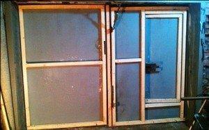 Утеплить металлические ворота гаража утепляем пенопластом железный гараж
