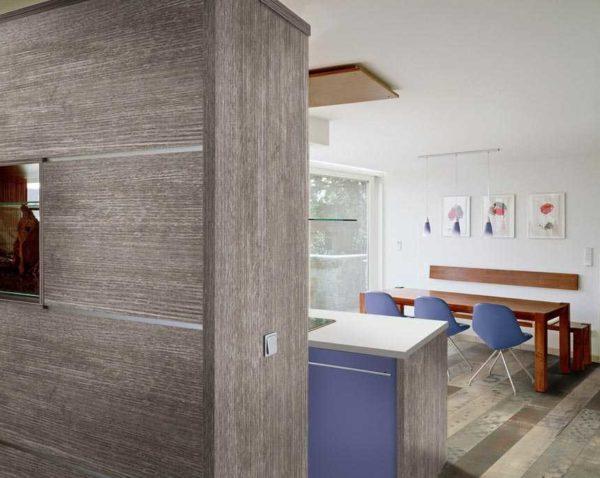 Древесно-стружечные панели лучше использовать для отделки жилых помещений.