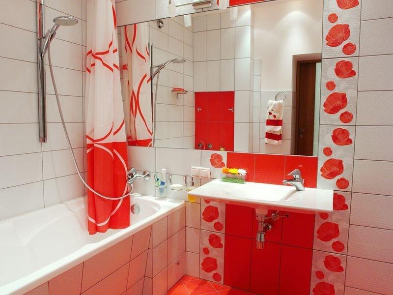 Варианты ремонт ванной комнаты