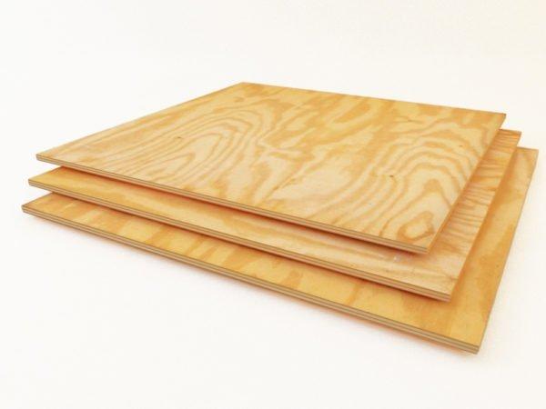 Фанера – один из вариантов для изготовления короба.
