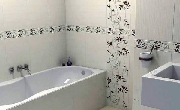 Фриз помогает изменить геометрию стен и подчеркнуть выбранный стиль декора