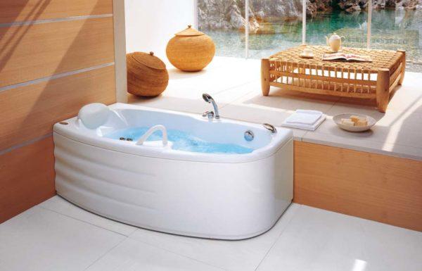 Гидромассажная ванна: польза и вред? Давайте выясним.