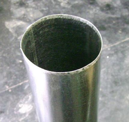 Как делать трубу из оцинковки своими руками 49